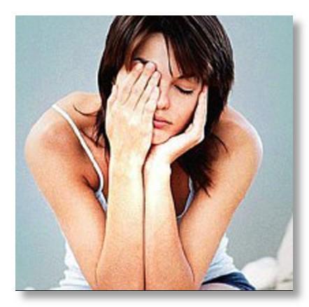 spánek ovlivňuje, jak vypadá náš obličej